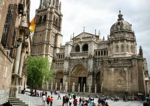 Halve dag Toledo