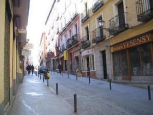 Lavapiés - Calle Magdalena