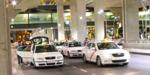 Vliegveld Madrid - vervoer naar het centrum