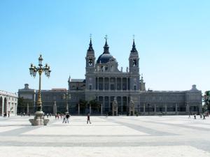 Kathedraal van Madrid